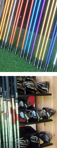 Custom Fitting Clubs