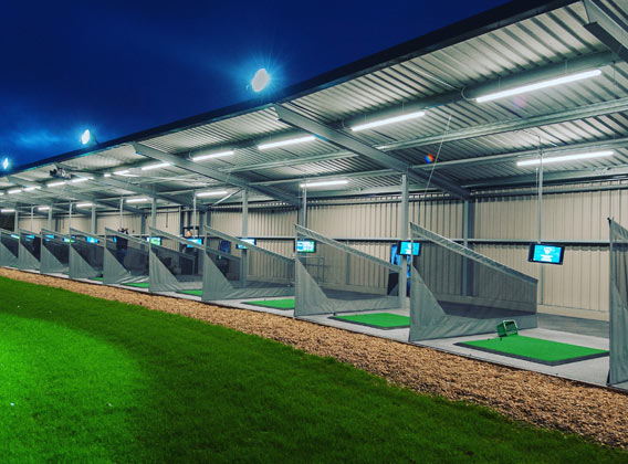 Leicester Golf Centre - 16 bay Range